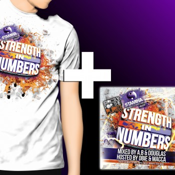 Strength IN Numbers Tee + Album Bundle