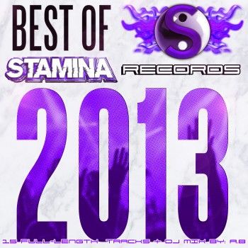Best Of Stamina Records 2013 Packshot